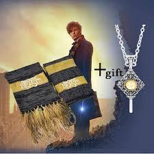 Чудесные твари, где их найти, шарф Newt Scamander ...