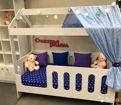 <b>Кровать</b> Теремок (<b>правая</b>/левая) купить в Хабаровске | Личные ...