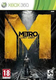 Metro Last Light RGH Xbox 360 Español Mega Xbox Ps3 Pc Xbox360 Wii Nintendo Mac Linux