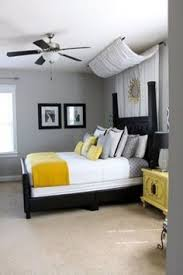 yellow and gray bedroom: bedroom ideas three tips for a quick makeover