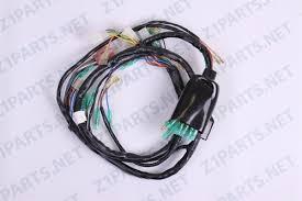 kawasaki kz1000 center and main wiring harness 26002 057 kz1000 main wiring harness 77 78