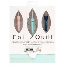 FOIL QUILL™ ALL–IN–ONE KIT 3 в 1 <b>набор ручек для</b> горячего ...