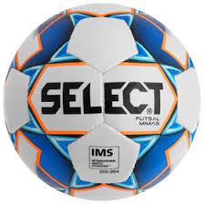 <b>Мяч футзальный SELECT Futsal</b> Mimas, размер 4, IMS, PU ...