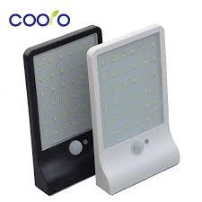 4 Pack <b>LED Solar Light</b> 450LM <b>36Led Solar Powered Led Outdoor</b> ...