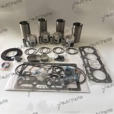 Для двигателя экскаватора SHIBAURA N844 N844T N844L ...