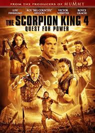 O Escorpião Rei 4: O Último Trono