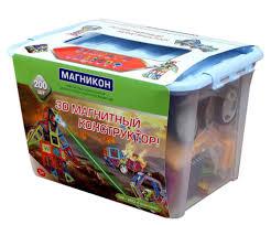 <b>Конструктор</b> Магникон MK-118 - НХМТ