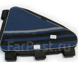 <b>Велосумка</b> под раму <b>Alpine Bags</b> маленькая (Тёмно-Синий ...