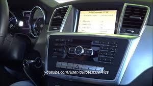 How to: Mercedes COMAND Online NTG 4.5 hidden menu ...