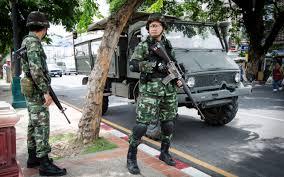 Coup d'État de 2014 en Thaïlande