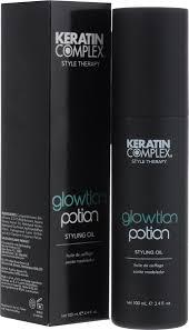<b>Эликсир для укладки волос</b> Keratin Complex, 100 мл