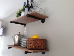 Kitchen Open Shelves Country Kitchen Open Shelving Open Kitchen Shelving And Why Do