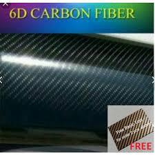 6D Glossy <b>Carbon Fiber Car Sticker</b> | Shopee Philippines