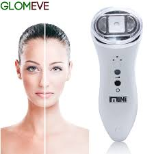 <b>Ultrasonic Mini Hifu High</b> Intensity Focused Ultrasound Facial Lifting ...