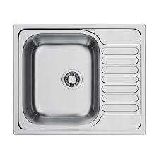 <b>Кухонная мойка</b> Alveus Classic 70 1108745 <b>нержавеющая сталь</b> в ...