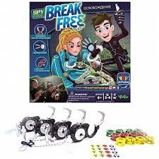 Обзор ожидаемой новинки октября - <b>настольной игры Break</b> Free ...