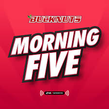 Bucknuts Morning 5