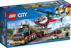 <b>LEGO City Great</b> Vehicles 60183 Перевозчик вертолета ...