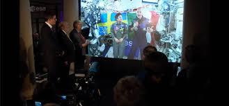 Nobel Prize Winners Talk Secrets of the <b>Universe</b> with <b>Astronauts</b> in ...