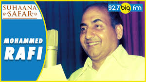 Mohammed Rafi Special - YouTube