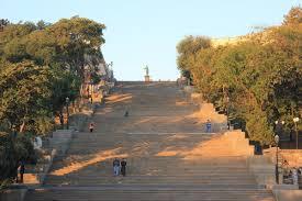 Потёмкинская <b>лестница</b> — Википедия
