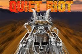 <b>Quiet Riot</b> Announce New '<b>Road</b> Rage' Album