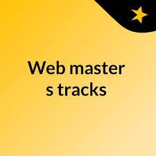 Web master's tracks