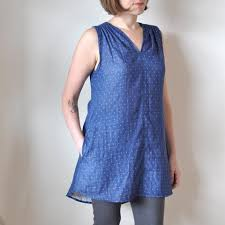 AVFKW - The Endless <b>Summer</b> Tunic <b>Pattern</b> - DOWNLOAD