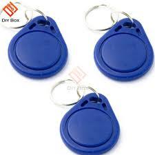 5Pcs/lot <b>13.5MHZ UID Changeable</b> MF S50 1K IC Keys Keyfobs ...