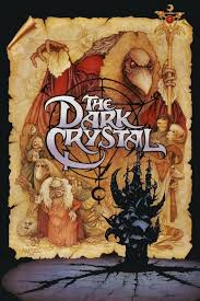 Dark Crystal Font and the Dark Crystal Poster via Relatably.com