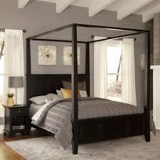 curtain kid canopy bedroom sets