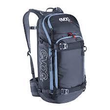 <b>Рюкзак EVOC</b> FR PRO Black - купить в КАНТе