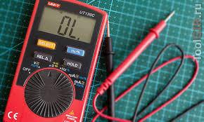 Обзор компактного <b>мультиметра UNI-T UT120C</b> - toolgir.ru