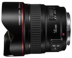 Объектив <b>Yongnuo 14mm F2.8 для</b> Canon купить в Москве: цена ...