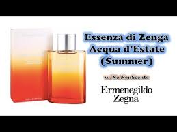 <b>Essenza di Zegna Acqua</b> d'Estate With Gary - YouTube