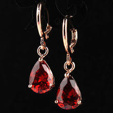 Popular Garnet in Gold-Buy Cheap Garnet in Gold lots from China ...