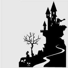 halloween gallery wall decor hallowen walljpg halloween wall decorations good on small home decoration ideas with halloween wall decorations