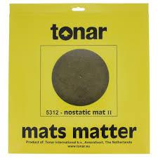 Мат антистатический для опорного диска винилового ...