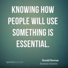 Donald Norman Quotes - Inspirations.in
