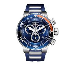 <b>Reef Tiger</b>/<b>RT</b> Luxury Blue <b>Sport</b> Watches Mens Water Resistant ...