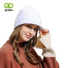<b>GOPLUS 2019 Spring Winter</b> Knitted Visors Women New Fashion ...