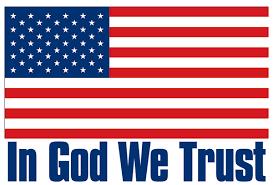 Image result for in god we trust logos