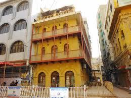 wazir mansion quaid e azam muhammad ali jinnah birth place kharadar karachi