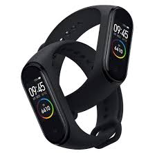 Black Plastic <b>M4 Smart Band</b> Best Quality for Gym, Model Name ...