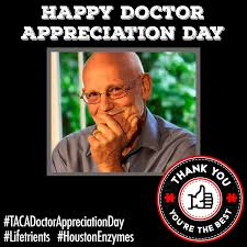 doctor appreciation day talk about curing autism taca dr john green