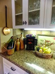 Decor For Kitchen Counters Countertop Decor