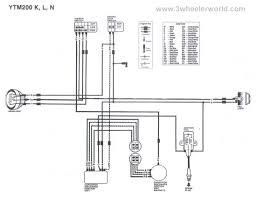 yamaha 225dx engine diagram yamaha wiring diagrams online