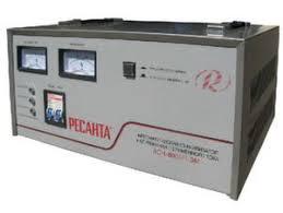 <b>Ресанта</b> ACH-8000/1-ЭМ <b>стабилизатор напряжения</b> ...