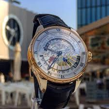 Konstantin Chaykin <b>Russian Time</b> Krusenstern - wytime.net