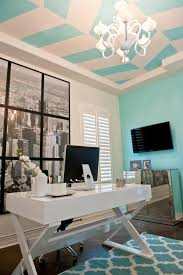 tags home offices contemporary style blue white home office